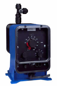 PULSAtron Electronic Metering Pumps - Quantrol