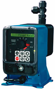Pulsatron Electronic Metering Pumps Quantrol