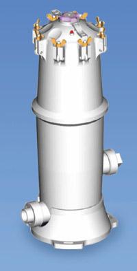 Big Bubba 174 Single Cartridge Filter Quantrol