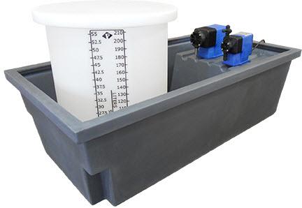 New ChemFeed Bin - Quantrol